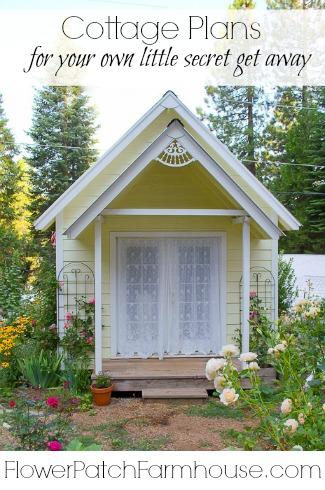 Diy Cottage Plans Pamela Groppe Art