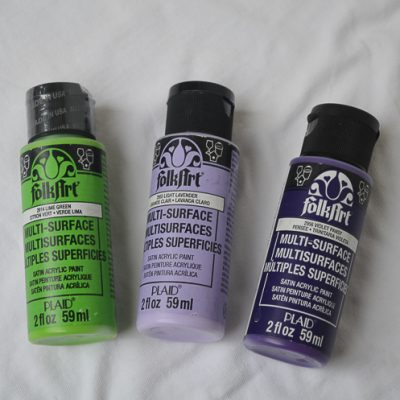Painting Supplies – The Basics