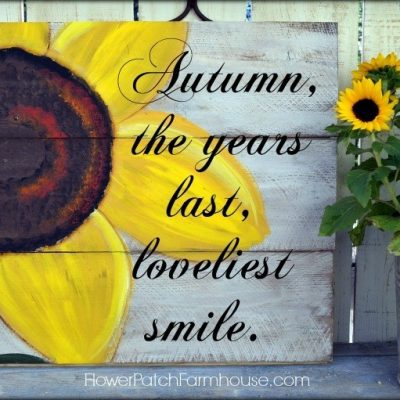 Great Sunflower Painting Tutorials