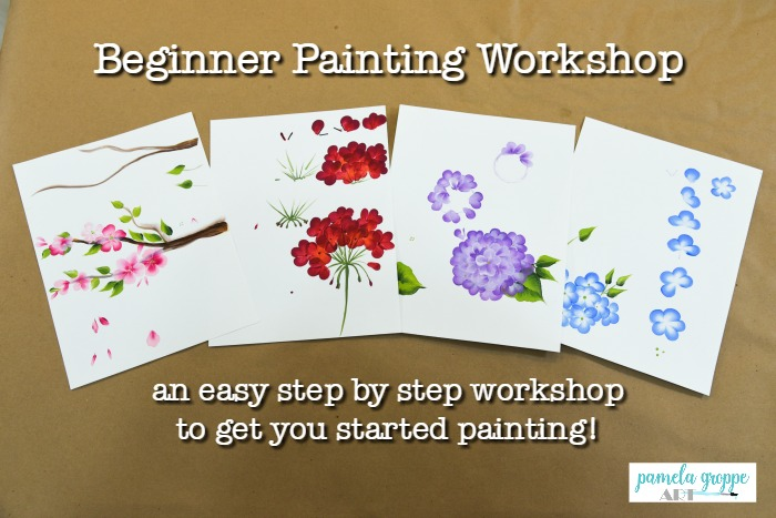 painting worksheets